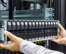 Wie Produktionsunternehmen hoch performante Anwendungen mit Flash-Storage optimieren