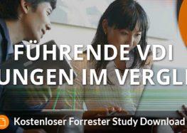Forrester Studie – führende VDI-Lösungen im Vergleich